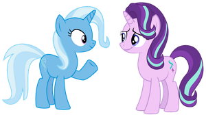 Vector - These Two Are Best Friends Too I Guess by SketchMCreations