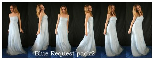 Blue request pack 2 by faestock
