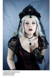 Russian Gothic Tale 006 Stock by MADmoiselleMeliStock