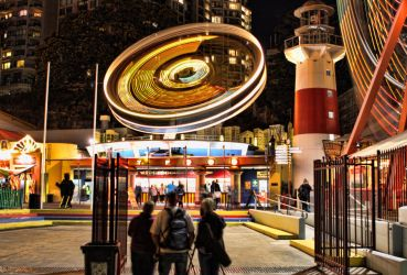 Luna park Whirlie by Ozphotoguy