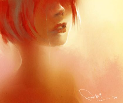 anne,with red hair by fun859