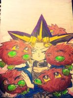 yugi's hairy balls by unk360