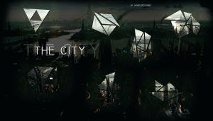 The City Wallpaper by ivaneldeming