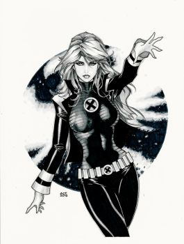 Jean Grey Commission #2 by Ace-Continuado