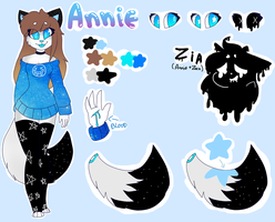 Annie reference 2017 by Stariaat