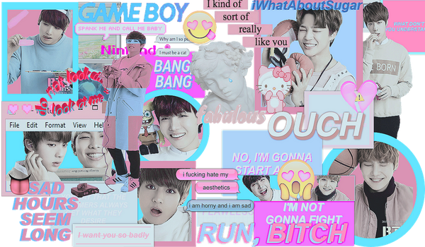 ~#Run||Tumblr/AestheticIdk by iWhatAboutSugar