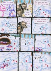 Wolves of Viride Woods (page 18) by CosySister