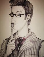 '10th Doctor' by tessieart333