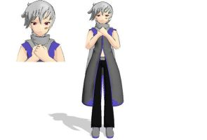 MMD Newcomer: Kiaito by Free-Beloved-Army