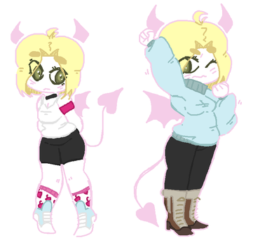Outfits for myself by GwenCupcakes