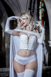 Emma Frost by SophieValentineCos