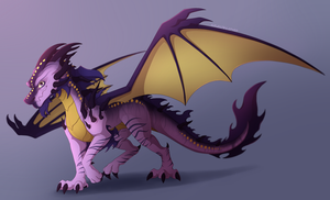 Cotter - commission by IcelectricSpyro