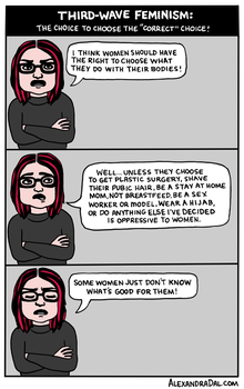 Third-Wave Feminism by AlexandraDal