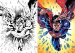 Supes (Colorist Sample) by herms85