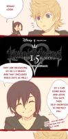 The Trio Talk about KH HD1.5Remix by semokan