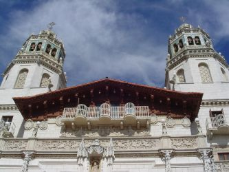 Hearst Castle 3 by StockWolfwood