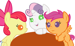We'll Be the Cutie Mark Crusaders! by Beavernator