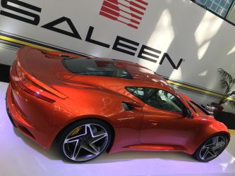 2019 Saleen S1 450 HP 4 cylinder by Partywave