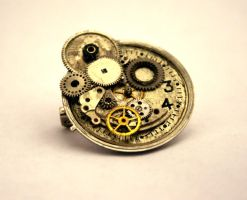 Reconstructed watch pin by GomoDucky