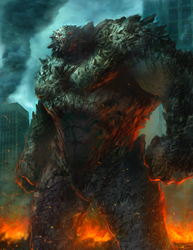 Michael Maher II - Doomsday No. 2 by mikephifer