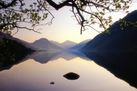 Reminiscences of Wastwater by Capturing-the-Light