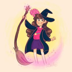 Witch Mabel by march332