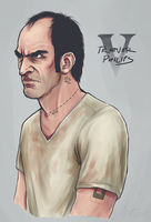 GTA V - Trevor fvckin' Philips by neollus