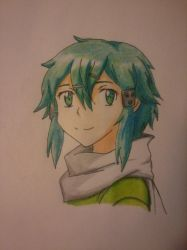 sword art online 2 :sinon by udiszabi
