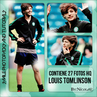 +Photopack Louis Tomlinson #05. by PerfectPhotopacks