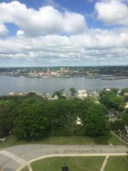 View from Groton Monument: West by Transformerbrett97