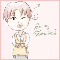 Be my Valentine? *APH-Italy* by MischievousRibbon