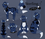 Sterling Reference by Skystar40