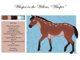 #7054 Whisper in the Willows by casinuba