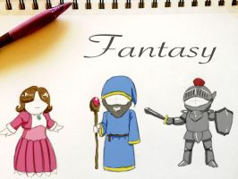 Fantasy by ArousingSoul