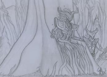 Elderwood Lissandra by SlownDamn