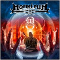 Monstrum band cd cover by xaay