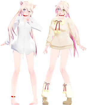 the most accurate models i have ever made by luna-panda-love