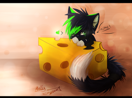 Cheese by XBlackIce