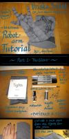 Vriska robot arm TUTORIAL 1of2 by Anniina85