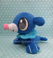 Pokemon: Petit Popplio