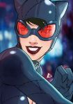 Catwoman 2016 SketchCard by Future-Infinity