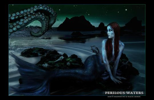 Perilous Waters by spiritsighs