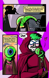 Jackieboy Man! Issue 8 (page 3) by superloveharrypotter