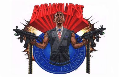 Barackolypse by Estranged74