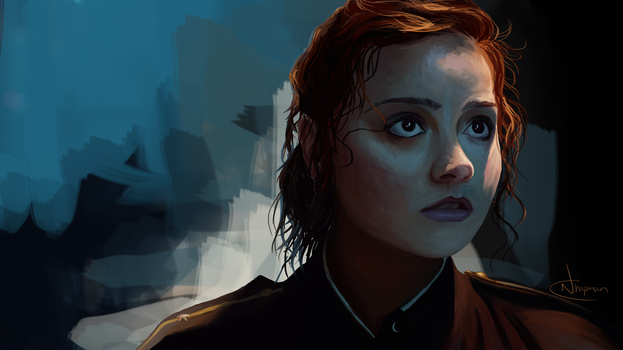 Clara Oswald by OctopusTimelord
