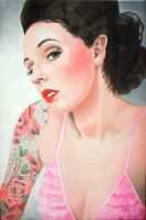pretty in pink by EmmaMount
