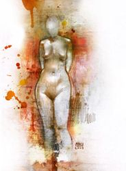 'nude' by cubillo by eugenecubillo
