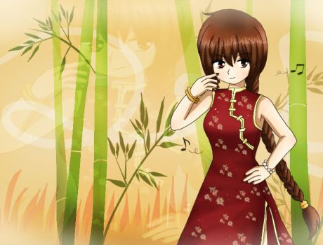 Chinese style by Ferina-san