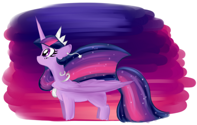 Princess Twilight by Dream-Of-Serenity