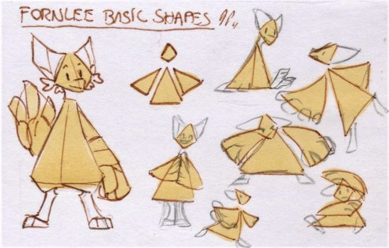 Bara's Guide to Griffians: FL Basic Shapes by Baraayas